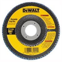 4-1/2X7/8 120GRIT FLAP WHEEL