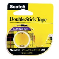 1/2X250IN DBL STICK TAPE