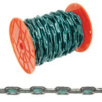 CHAIN STRT LINK COIL 2-0 60FT