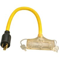TWSTLCK CORD ADAPTER 15A