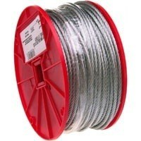 CABLE UNCOATED 1/16X500FT