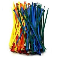 ASSORTED CABLE TIE CANISTER