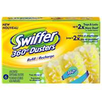 SWIFFER 360 REFILL 6CT