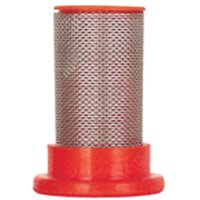 NOZZLE STRAINER RED