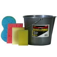 11QT 6-PIECE BUCKET KIT