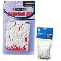 90GM WHITE BASKETBALL NET