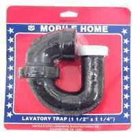 P-TRAP ABS MOBILE HOME 1-1/2
