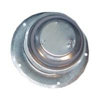 GALV STEEL PLUMBING CAP