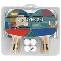 4-PLAYER TABLE TENNIS SET