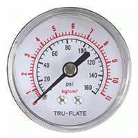 1/8IN AIRLINE PRESSURE GAUGE