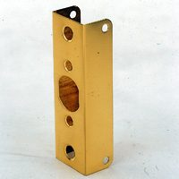 "1""X4-3/8"" DOOR EDGE GUARD PB"