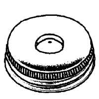 1-3/4IN 5HP ENGINE GAS CAP