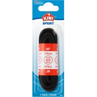 KIWI RND SHOE LACE BLACK 45IN