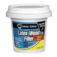 1/4PT NATURAL LATX WOOD FILLER
