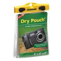 DRY POUCH 6X8 FOR CAMERA