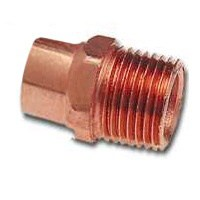 "1"" COPPER MALE ADAPTER"