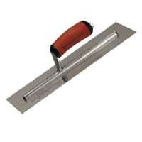 14X3IN CRV HDL FINISH TROWEL