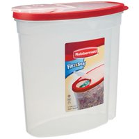 1.5GAL FOOD CONTAINER FLEX RED