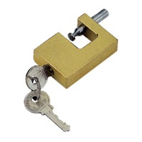 BRASS COUPLER LOCK
