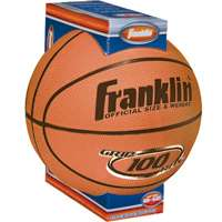 OFFICIAL RUBBER BASKETBALL