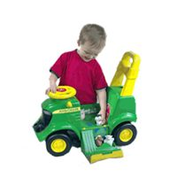SIT AND SCOOT ACTIVITY TRACTOR