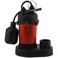 1/4HP SUMP PUMP W/TETHERDFLOAT