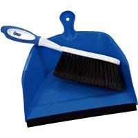 DUST PAN & BRUSH SET PLASTIC