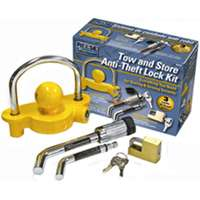 TOWING ANTI-THEFT LOCK KIT