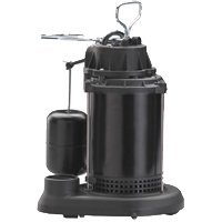 1/2 HP THERMOPLASTIC SUMP PUMP