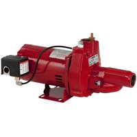 3/4HP CONVERTIBLE JET PUMP