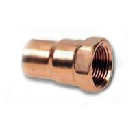 "1"" COPPER FEMALE ADAPTER"