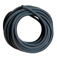 .165 BLACK SPLINE 25FT