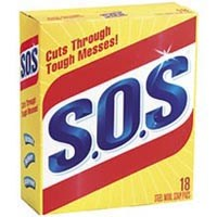 18COUNT SOS PADS