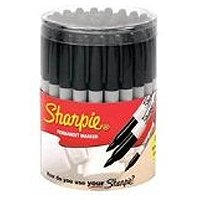 SHARPIE FINE POINT BLACK