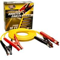 16FT 8GA BOOSTER CABLES