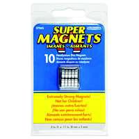 SUPER NEODYMIUM MAGNET DISCS