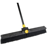24IN SOFT SWEEP PUSHBROOM