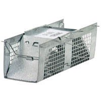 2 GRAVITY DOORS CAGE TRAP