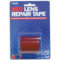 1-7/8X5RED LENS REPAIR TAPE