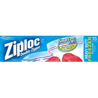 GALLON ZIPLOC FREEZER BAG