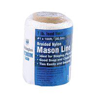 100FT BRAID MASON CHALK LINE