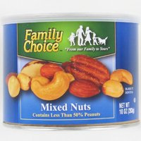 MIXED NUTS 10OZ