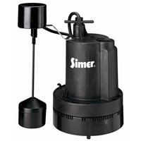 1/3HP SUMP PUMP W/ SIDE SWITCH
