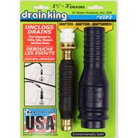"1.5TO3"" DRAIN OPENER/CLEANER"