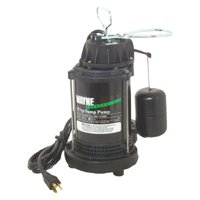 1/3HP SUBMERSIBLE SUMP PUMP