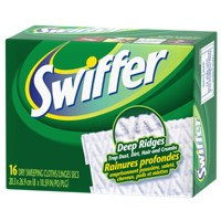 16CT SWIFFER REFILL PAD