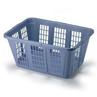 1.6 BLUE LAUNDRY BASKET