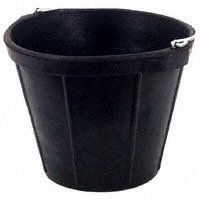 10QUART RUBBER PAIL