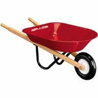 #40 TOY WHEELBARROW 20X16X4