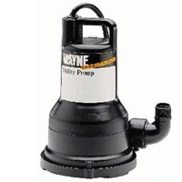 1/5HP SUBMERSIBLE UTILITY PUMP